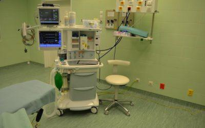 Podhorská nemocnice výrazně investovala do vybavení operačních sálů