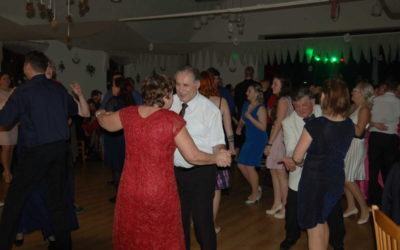 V Dívčím Hradě tančili až do rána