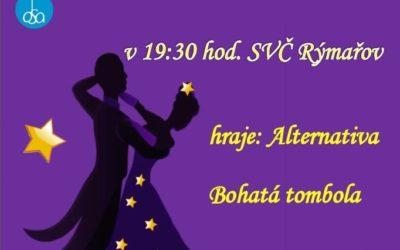 Rýmařovské středisko Diakonie zve na tradiční ples