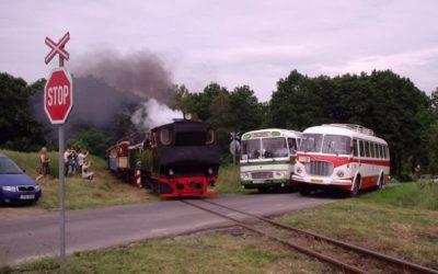 Přelomová sezóna parních vlaků na Osoblažské úzkokolejce překonala očekávání nadšenců