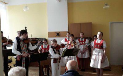 Klienti a pacienti LDN nemocnice ve Městě Albrechticích se dočkali slíbeného dárku