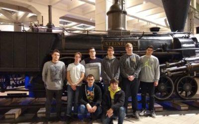 Žáci Střední školy průmyslové v Krnově absolvují zahraničí stáže