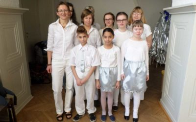 Děti předvedly v Krnově svůj talent