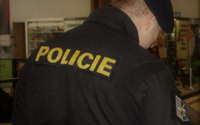 Zloděj se vloupal do prodejny na ulici Opavské v Krnově