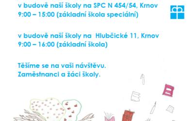 Škola Slezské diakonie v Krnově otevře dveře veřejnosti