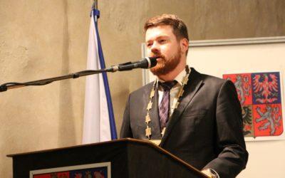 """Být starostou znamená výrazné omezení volného času,"""" zmínil se Tomáš Hradil z Krnova"""