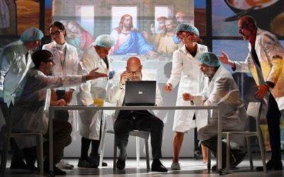 Městské divadlo Bruntál uvede činoherní komedii Dotkni se vesmíru a pokračuj