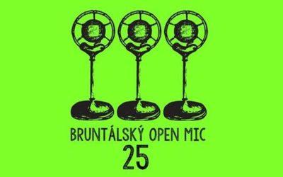 Bruntálský Open mic proběhne už po dvacáté páté