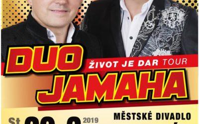 V Bruntále vystoupí Duo Jamaha