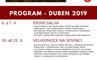 Muzeum v Bruntále zahájí novou návštěvnickou sezónu na Hradě Sovinci