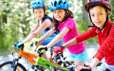 Jezděte na kole bezpečně