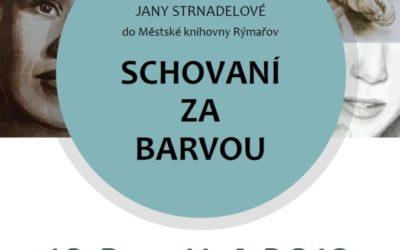 Městská knihovna Rýmařov zve na výstavu obrazů Jany Strnadelové