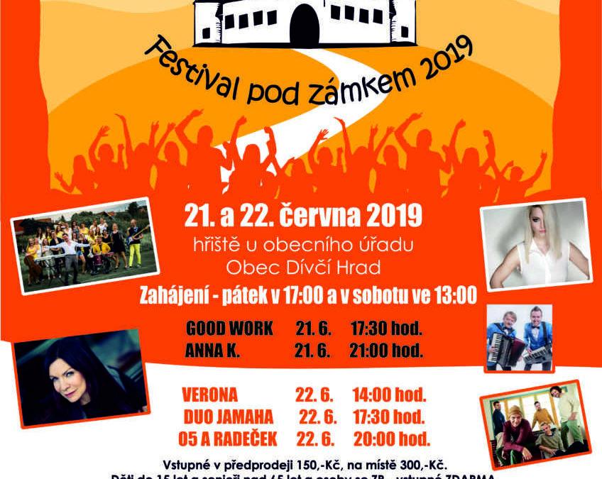 Dnes vystoupí v Dívčím Hradě Verona a skupina O5 a Radeček