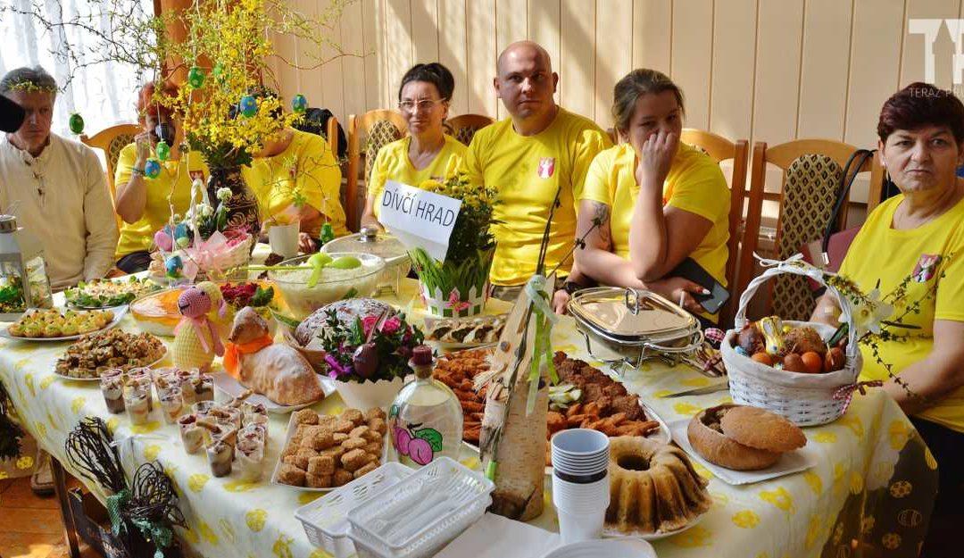 Zástupci obcí z Osoblažska prezentovali své pochoutky v Lubrze