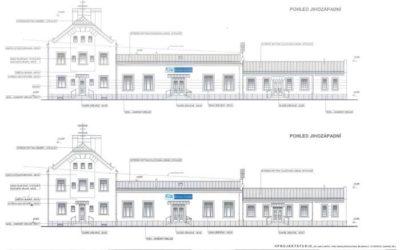 Stavební ruch na nádražích v Krnově nekončí