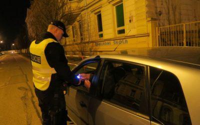 Do dopravně bezpečnostní akce se zapojilo 800 policistů z dopravní i pořádkové policie