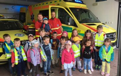 Záchranáři v MSK otevřeli své základny veřejnosti