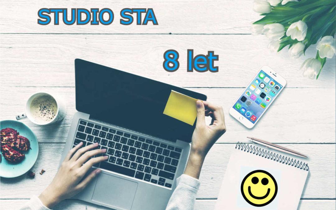 Studio STA slaví 8. výročí