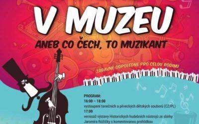 Mezinárodní den muzeí oslaví i ve Flemmichově vile