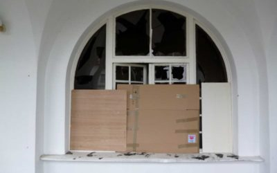 Budova Střeleckého domu je dočasně mimo provoz