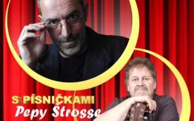 Městské divadlo Krnov uvede úsměvy Iva Šmoldase s písničkami Pepy Štrosse