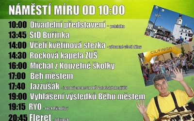 Den města Rýmařova se blíží