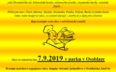 Pořadatelé přijímají přihlášky na 8. ročník gastrofestivalu Ochutnej Osoblažsko