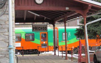 Rozjedou se prázdninové vlaky z Bruntálu do Malé Morávky