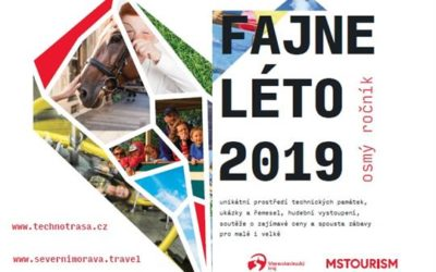 Moravskoslezský kraj zve na 8. ročník tradiční akce Fajne léto