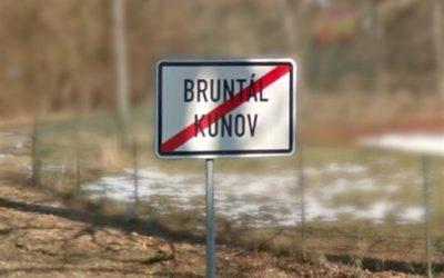 Kunov již není součástí Bruntálu, ale Nových Heřminov