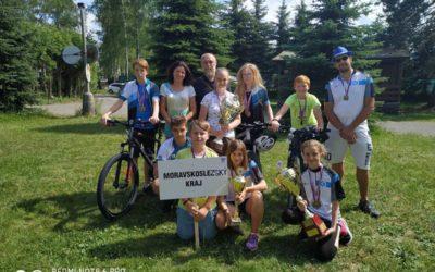 Žáci Základní školy Krnov, Smetanův okruh zvítězili v celostátním finále Dopravní soutěže mladých cyklistů