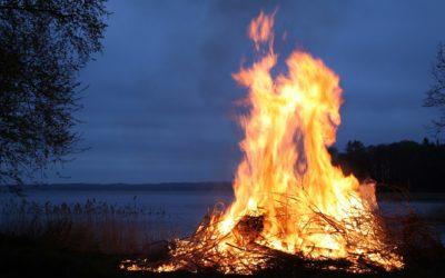Pozor na rozdělávání ohně ve volné přírodě