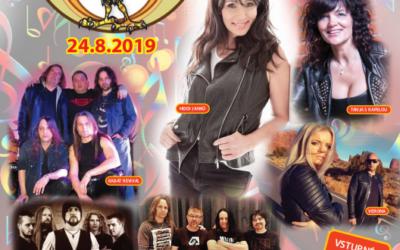 Blíží se festival Pod křídy kohouta v Jindřichově, chybět nebude Verona, Heidi Janků nebo  Tanja s kapelou
