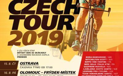 Rýmařovem opět projede cyklistický závod