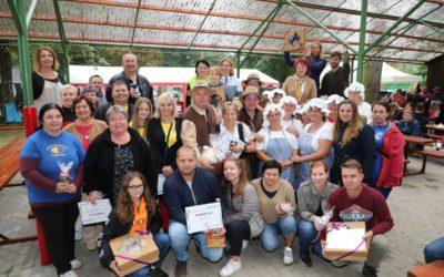 Vítězem kulinářského festivalu Ochutnej Osoblažsko se stal Rusín