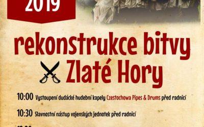 Na louce za hřbitovem dojde k rekonstrukci bitvy ze Slezských válek
