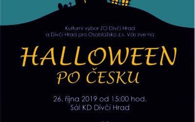 V Dívčím Hradě připravují Halloween po Česku již po desáté