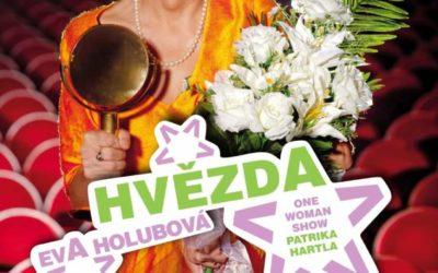 Městské divadlo Krnov uvede One woman show Evy Holubové