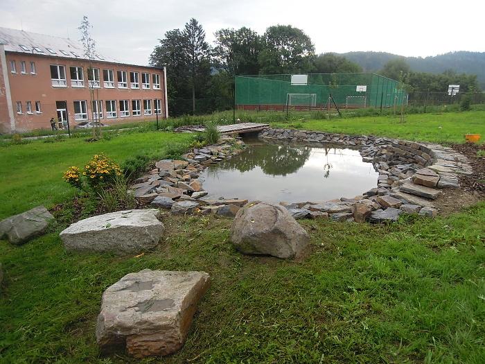 V Holčovicích otevřou přírodní zahradu Jeřabinku