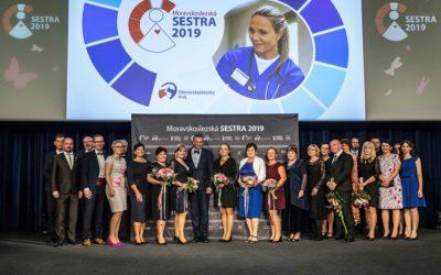 Nejlepší zdravotní sestřičky z regionu získaly prestižní ocenění