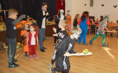Halloween po Česku rozveselil všechny děti