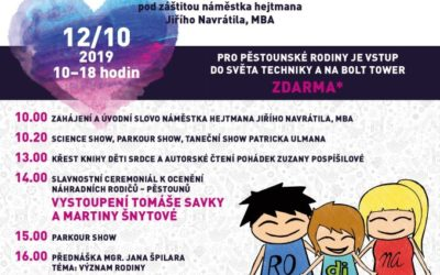 Moravskoslezský kraj pořádá Den pěstounství