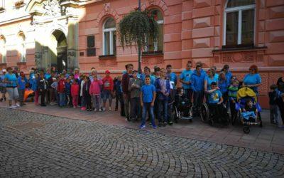 Speciální škola v Krnově slavila 20 let od svého založení