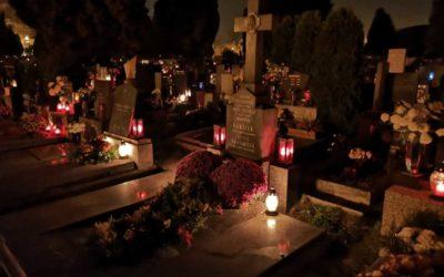 Dnes si připomínáme Památku zesnulých – Dušičky