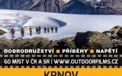Krnovské kino se letos připojí k Mezinárodnímu festivalu outdoorových filmů