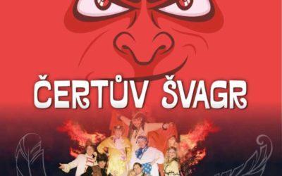 Městské divadlo Krnov uvede dětský muzikál Čertův švagr