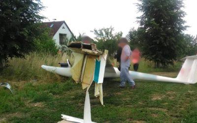 Tragický pád letadla: Trosky se mohou nacházet v lesích okolo Vrbna, Karlovic a Holčovic