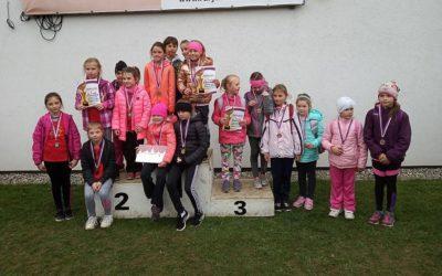 Žáci z Bruntálu se zúčastnili závodu v přespolním běhu
