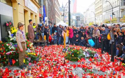 Česko oslavilo 30. výročí od Sametové revoluce