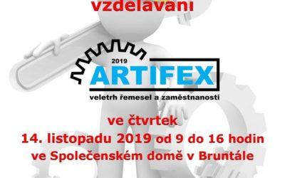 ARTIFEX představí v Bruntále technické profese